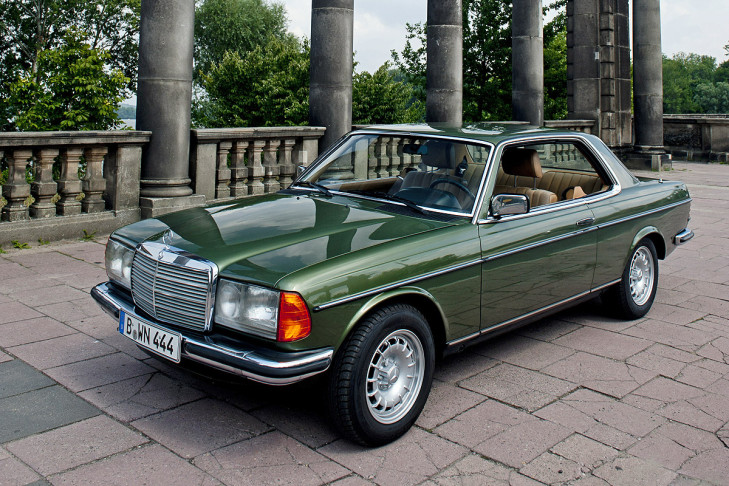 Mercedes Benz W123 C Car Guy S Paradise