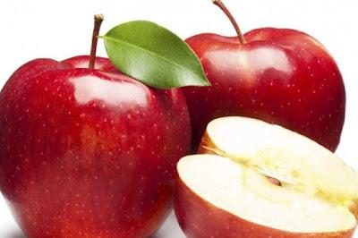 Ingin  Cepet Langsing Makanlah Kulit Apel