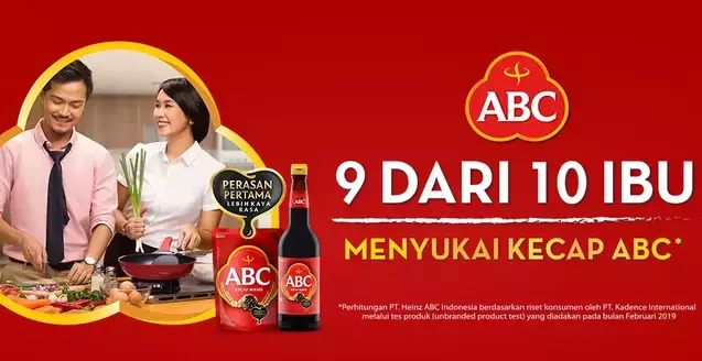 Lowongan Kerja PT Kraft Heinz ABC Indonesia 2021