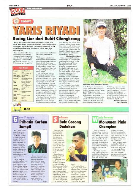 LIGA INDONESIA: BINTANG YARIS RIYADI