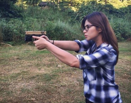 Badass 101: Be A Badass And Learn Everything From Angel Locsin