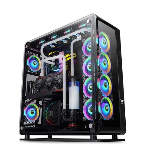 Thermaltake Core P8 Tempered Glass E-ATX PC Case