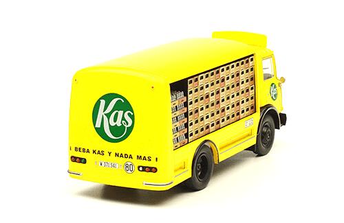 Barreiros Saeta 35 1964 Kas 1:43 vehiculos de reparto y servicio salvat