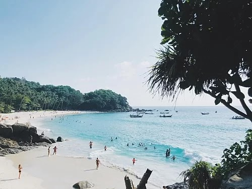 5 island and sea paradise should not be missed in Thailand