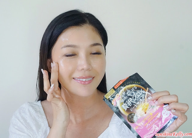 Review, Utena, Utena Premium Puresa,  Golden Jelly Mask, Utena Premium Puresa Golden Jelly Lotion, Utena Malaysia, Utena Review, Golden Jelly Mask, Golden Jelly Lotion, Beauty Review, Beauty, Mask Review,