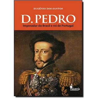 livro dom pedro Imperador Do Brasil E Rei De Portugal