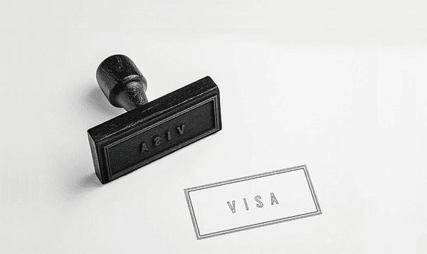 stamp visa uae