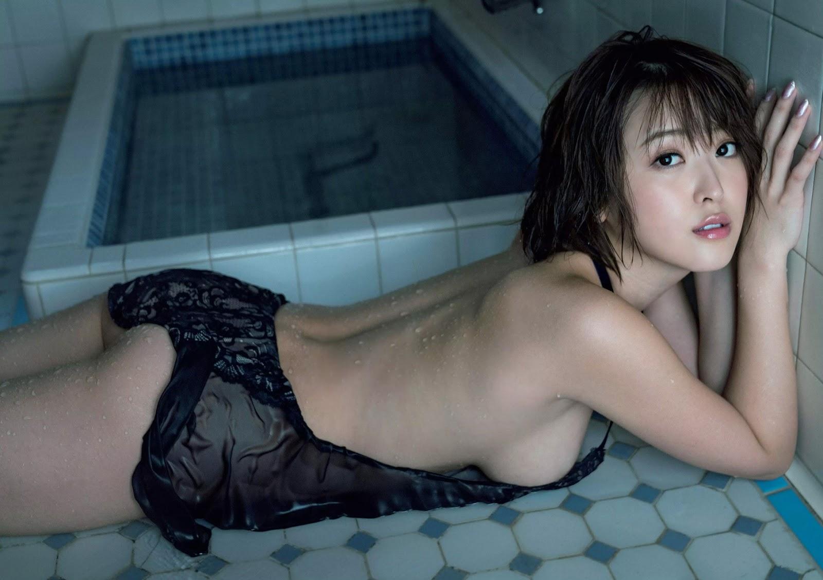 Sara Oshino 忍野さら, Weekly Playboy 2017 No.51 (週刊プレイボーイ 2017年51号)
