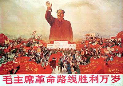 Mao Ze Dong, pemimpin Partai Komunis Cina - catatan adi