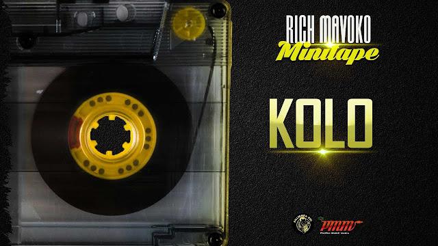 "Rich Mavoko ""Kolo"""