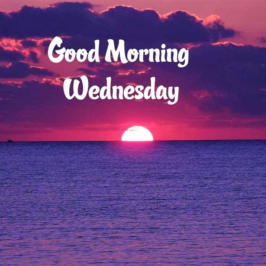 wednesday good morning