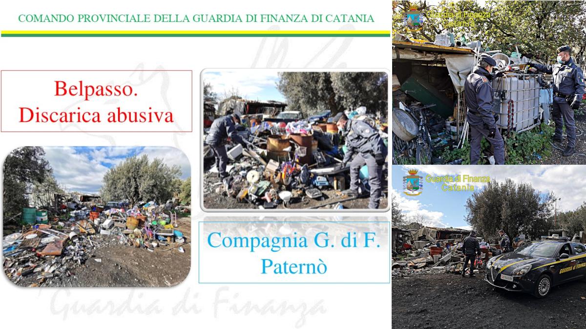 Belpasso Guardia di Finanza Catania