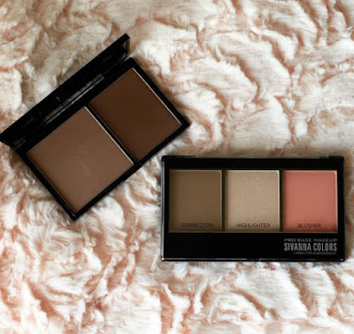 Summer Favorites Freedom Pro Contour Kit Sivanna Blush Highlight Contour