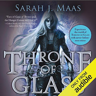Throne of Glass audiobook on Audible