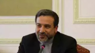 Iran's deputy foreign minister Abbas Araqchi has said that recently re-imposed U.S. sanctions had served to make his country's 2015 nuclear deal with world powers difficult to maintain.