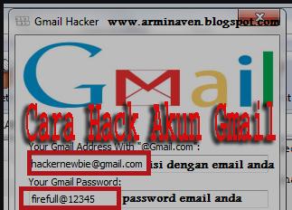 Cara Hack Akun Gmail 1