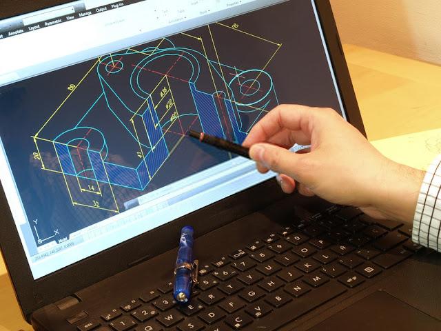 AutoCAD Design Mechanical Engineering