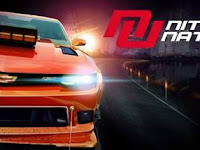 Nitro Nation Drag Racing v6.0 Mod Apk (Free Repair) + OBB Data Terbaru