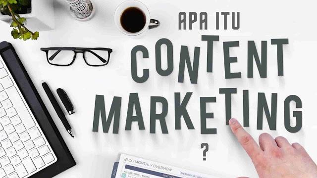 Apa itu content marketing?