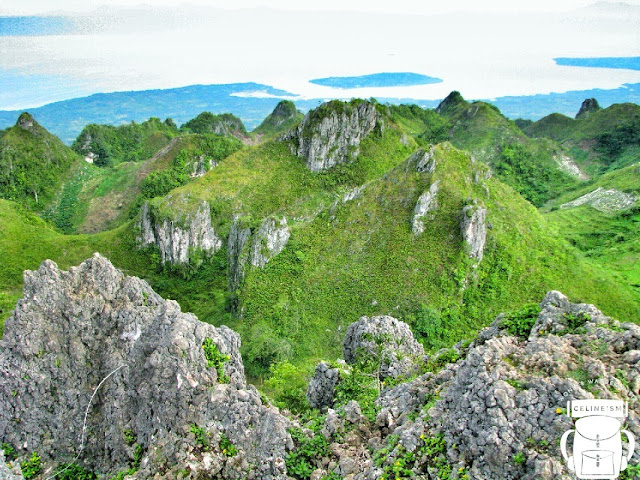 hiking osmena peak