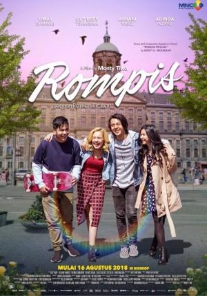 Film Rompis 2018. SOurce: 21cineplex.com