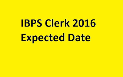IBPS Clerk 2016 Prelims Result date (Expected*) with Cut Off Marks !!