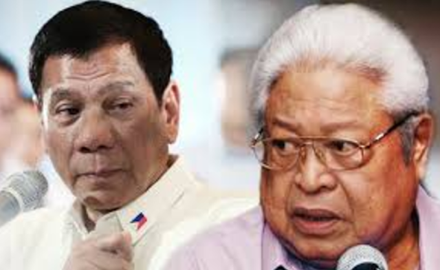 Representative Ecel Lagman: 'Duterte's tongue will impeach him'