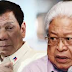 Albay Representative Edcel Lagman: 'Duterte's tongue will impeach him'