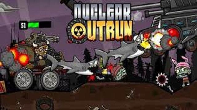 Game Yang Mengharumkan Nama Indonesia - Nuclear Outrun