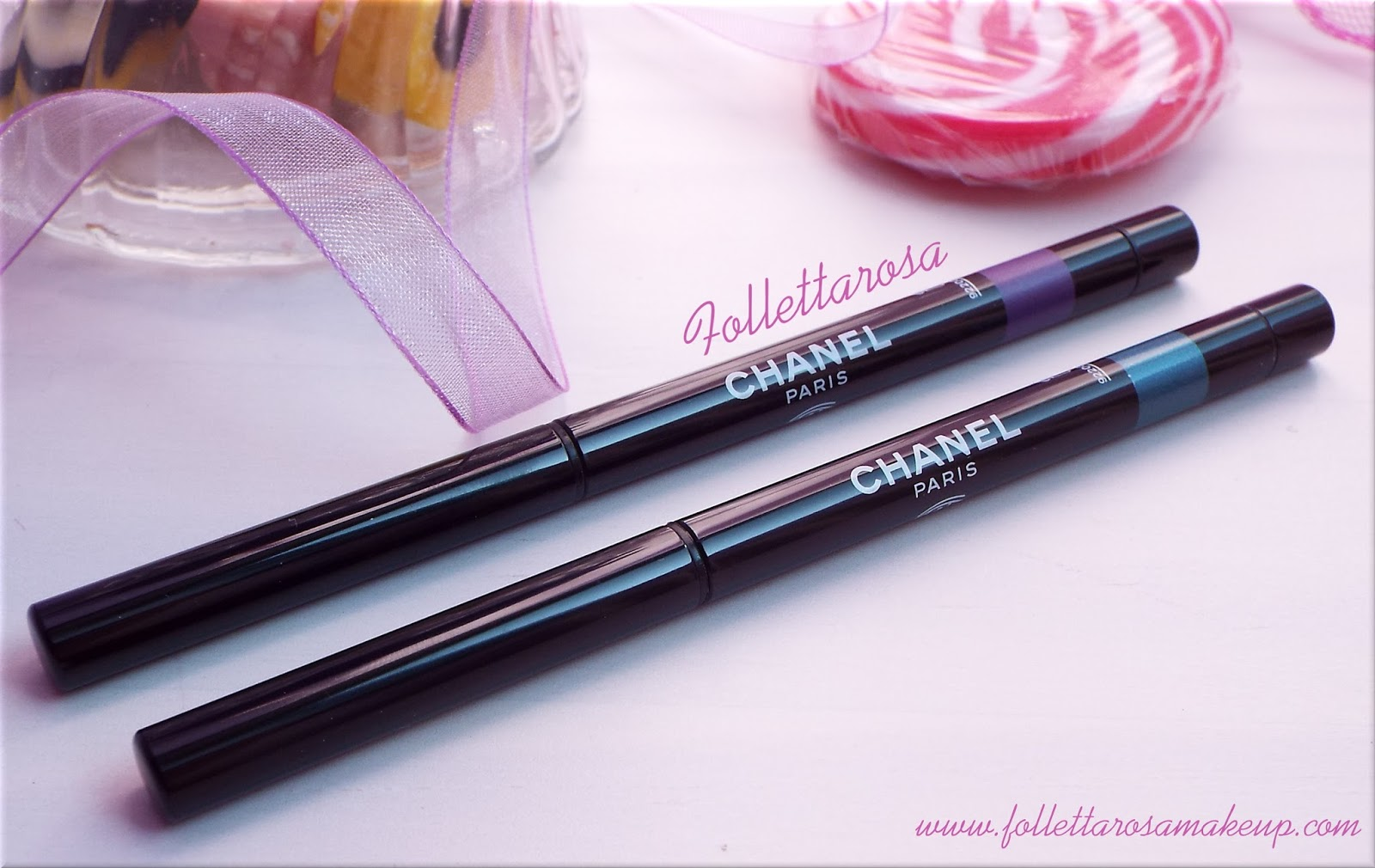 stylo yeux waterproof chanel opinione