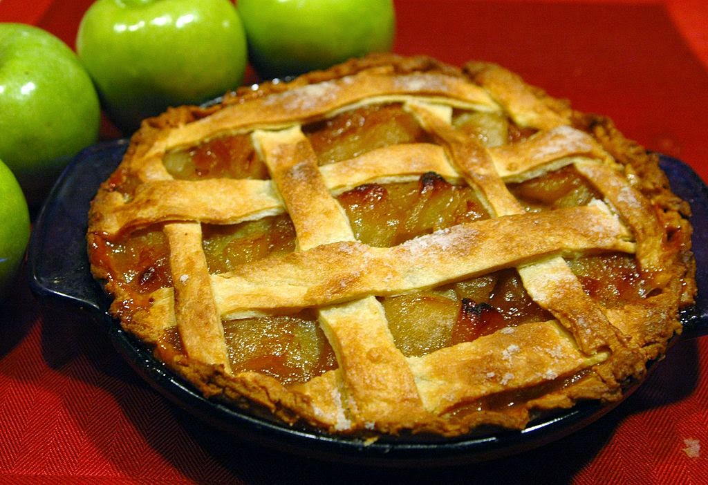 http://en.wikipedia.org/wiki/Apple_pie