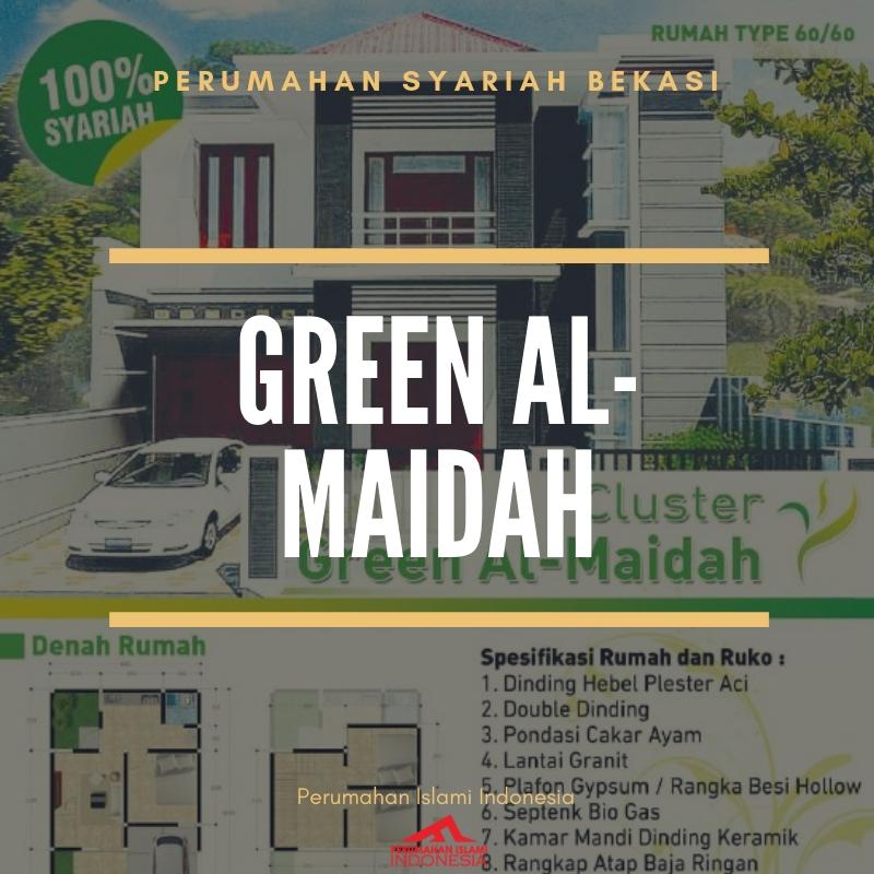 distributor baja ringan bekasi utara perumahan syariah di tambun cluster green al maidah