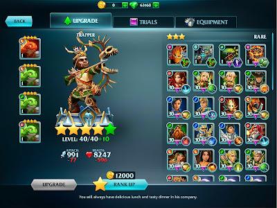 Forge of Glory Match3 MMORPG & Action Puzzle Game Apk Mod (Unlimited Gems) - Jayawaru