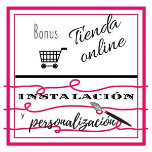Cartel Bonus: tienda online