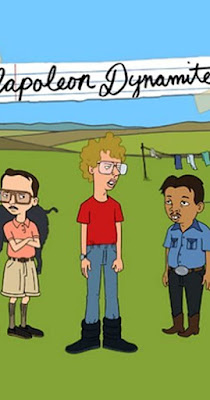 Napoleon Dynamite - The Cartoon