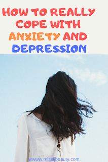 How I cope with depression and anxiety.