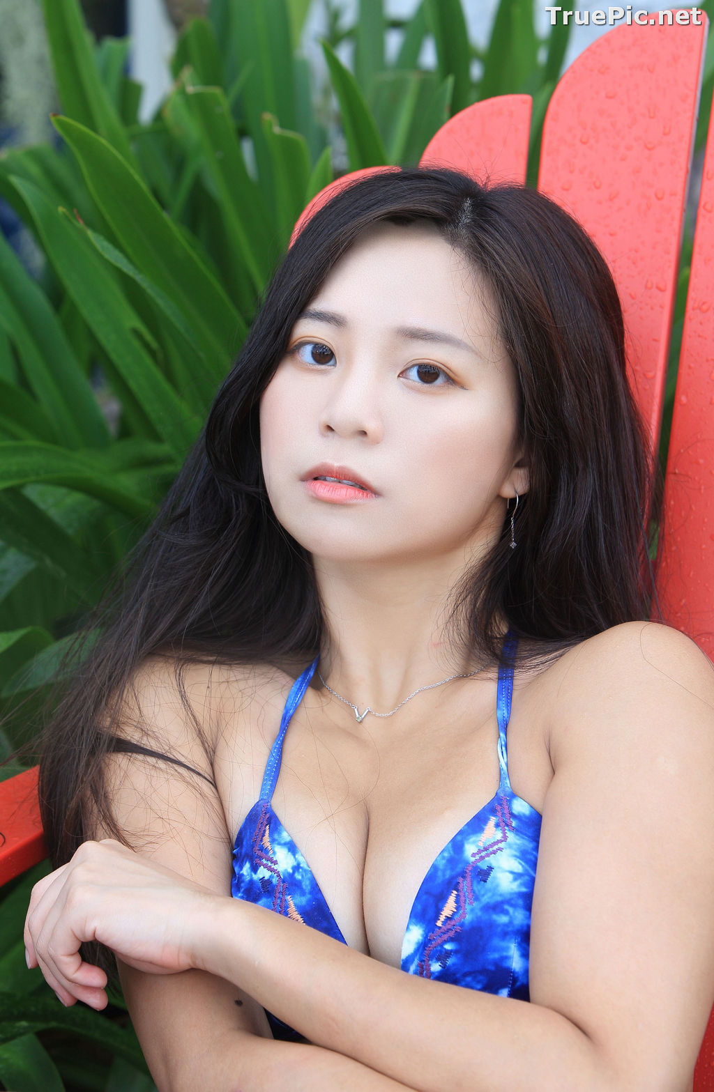 Image Taiwanese Model - Shelly - Beautiful Bodybuilding Bikini Girl - TruePic.net - Picture-81