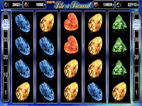 Diamond Dice Poker Slot
