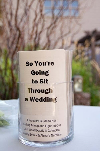 10 Ideas For Making A Wedding Awesome