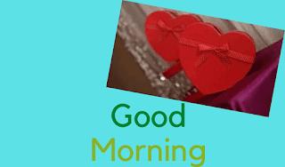 small good morning