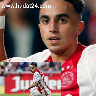 عبد الحق نوري، أياكس الهولندي، لاعب مغربي عبد الحق نوري 23 سنة