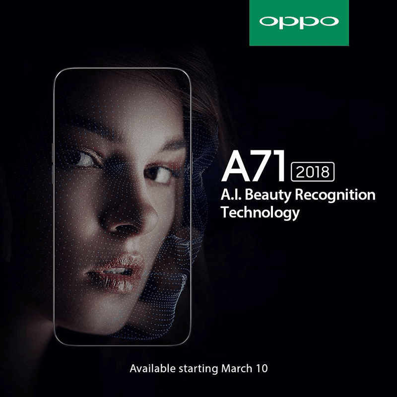 OPPO A71 (2018) with Snapdragon 450 to launch in PH soon!