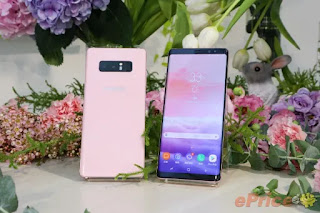 Samsung mengerjakan jenis tampilan baru untuk smartphone masa depan