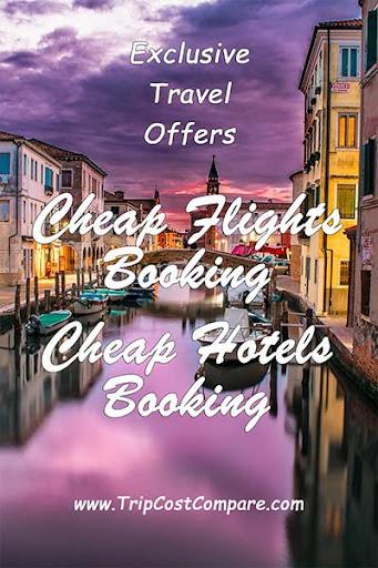 Flights & Hotels Booking