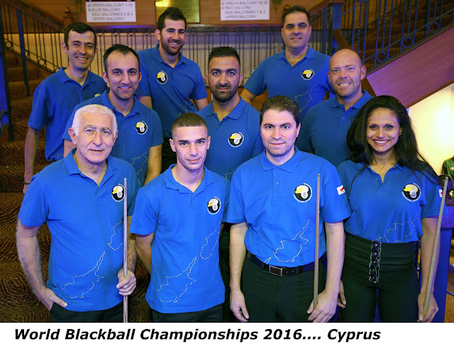World Blackball Championships 2016 Cyprus