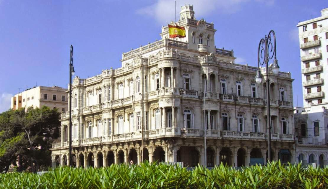 Embajada de España en La Habana, Cuba
