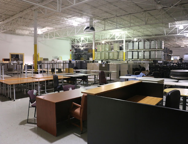 who buys used office furniture in NYC for sale online cheap