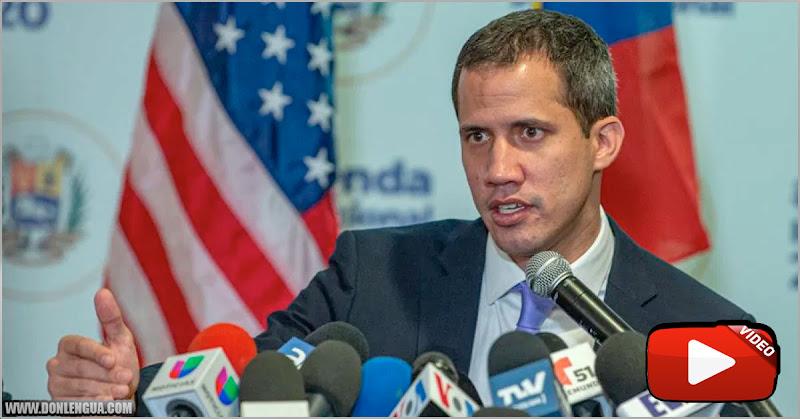Guaidó dice que mientras un país sufra con la Dictadura los demás se verán afectados