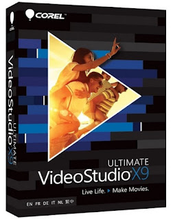 Corel VideoStudio Ultimate/Pro X9 Crack e Serial Torrent