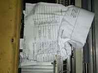 Mesin fotocopy selalu macet didepan pemanas ir 6000